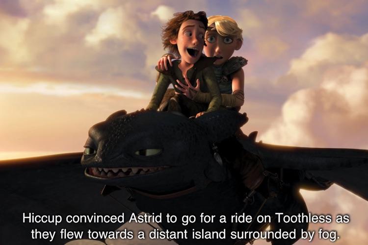 How To Train Your Dragon- Kids Book HD screenshot-3