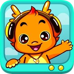 有伴宝宝电台-儿童故事 睡前童话 幼儿启蒙 儿歌童谣 国学知识