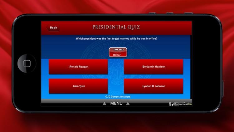 Britannica Kids: US Presidents screenshot-4