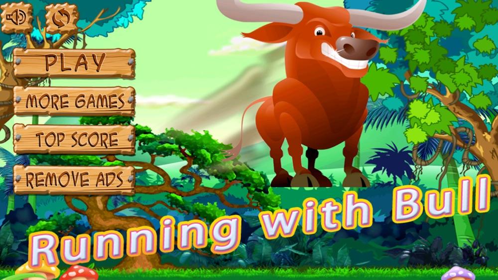 Running with Bull Cheat Codes