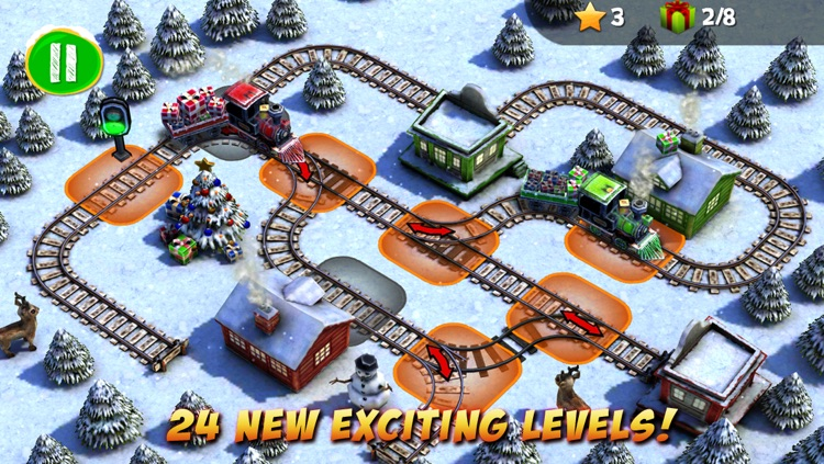 Train Crisis Christmas screenshot-3