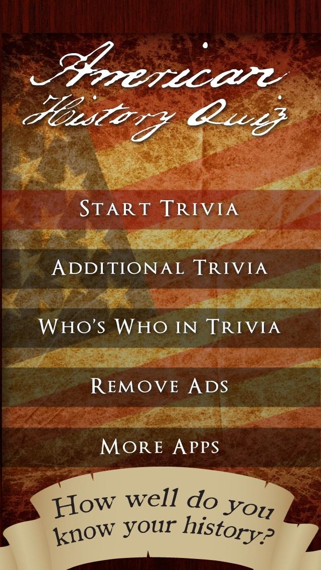 American History Quiz Cheat Codes