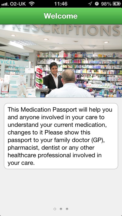 Medication Passport