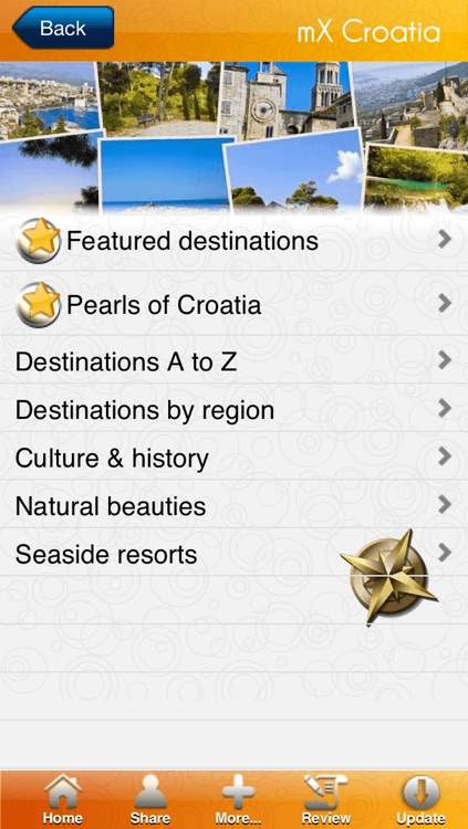 mX Croatia - Top Travel Guide screenshot-4