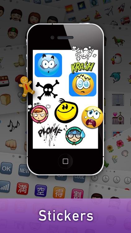 Emoji Keyboard + CoolText Free screenshot-3
