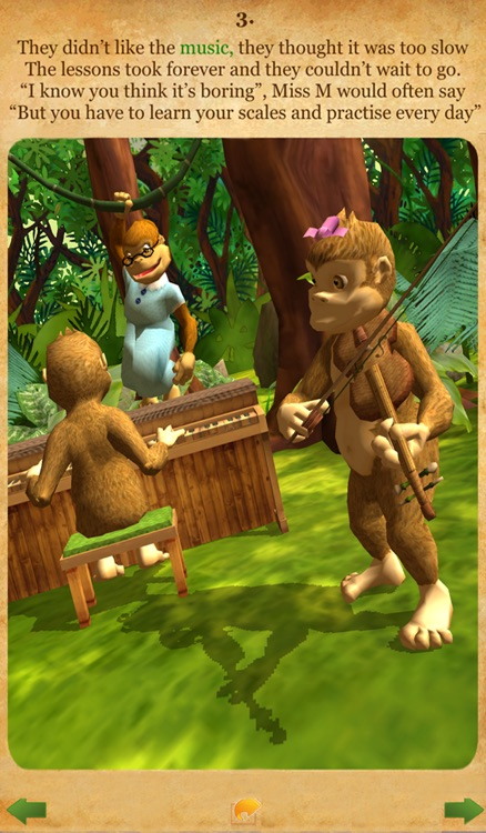 Gorilla Band screenshot-3