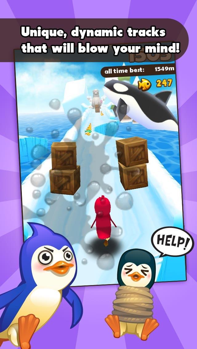 Super Penguins Screenshot 1