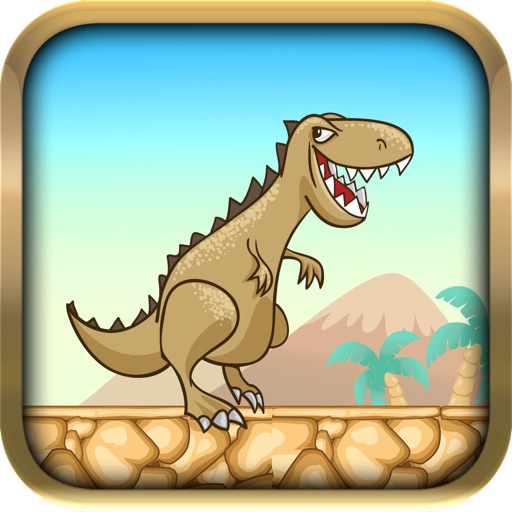 Dino Dash - Mega Jurassic Rush icon