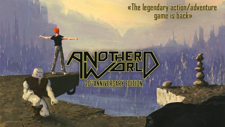 Another World - 20th Anniversary screenshot-0