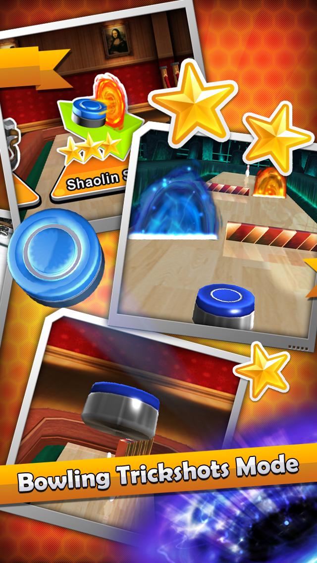 iShuffle Bowling 3 Screenshot on iOS