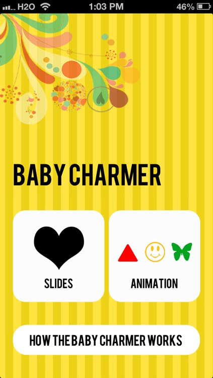 Baby Charmer Deluxe and Eye Tracking Simulation