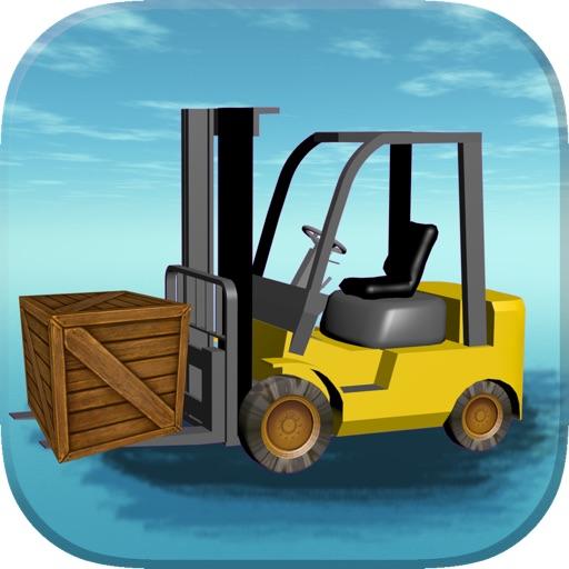 Forklift Master 3D Realistic Simulator