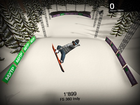 MyTP 2.5 - Ski, Freeski and Snowboard для iPad