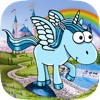 Flying Unicorn - Best Tapping Animal Game
