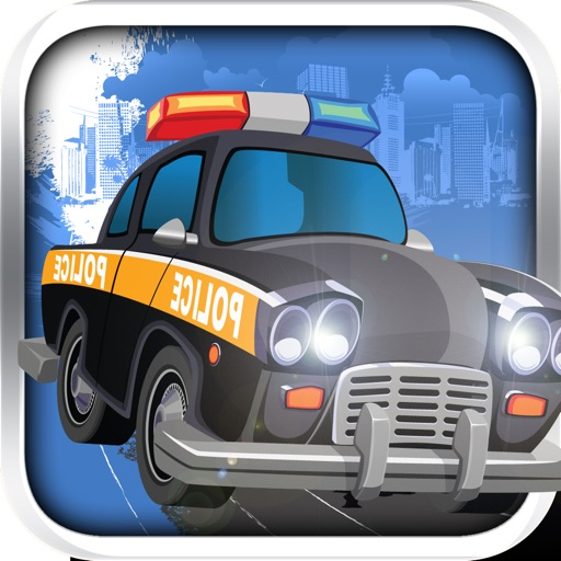 Furious Nitro Cop Escape Pro icon