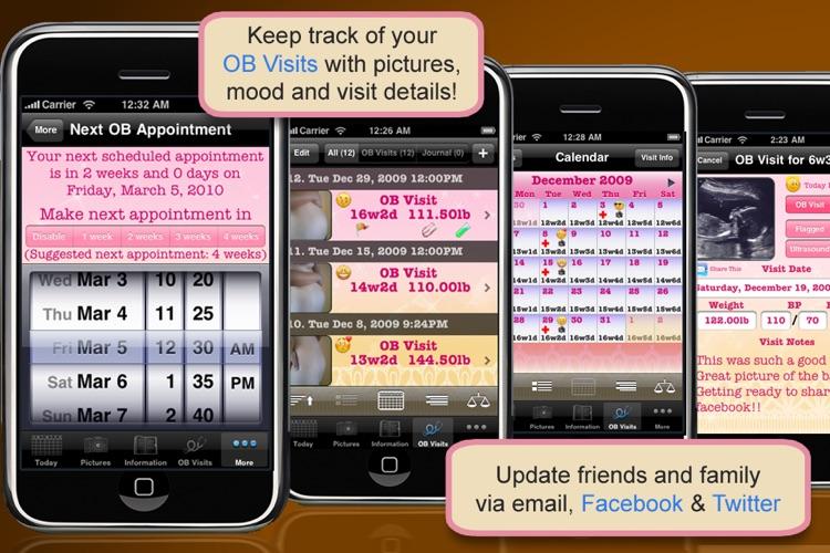 iPregnancy (Pregnancy App) screenshot-3