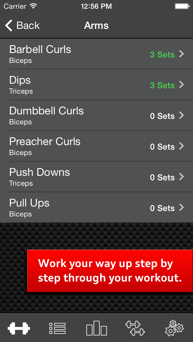 Gym Log Ultimate Pro - Plan and log workouts with the best fitness trackerのおすすめ画像3