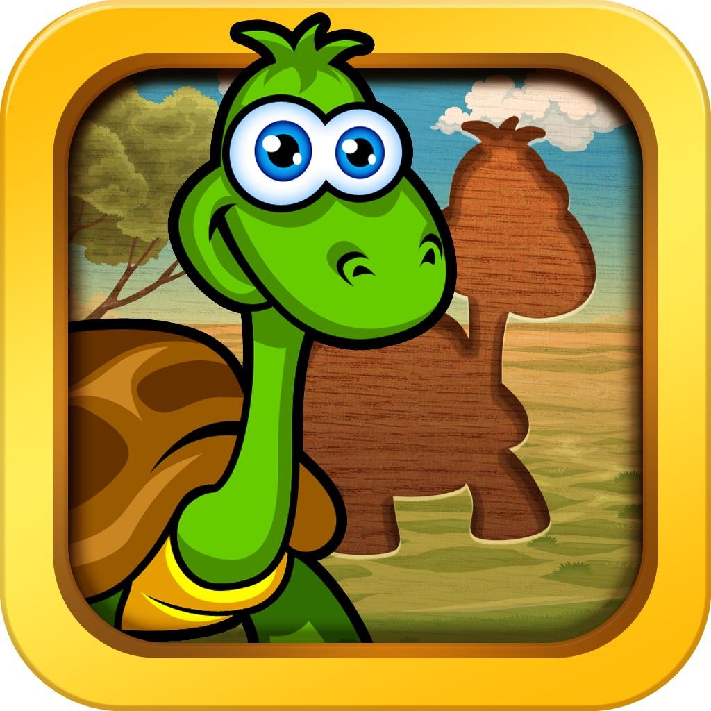 Puzzle e giochi di animali divertenti per bambini sull 39 app - Mobili per bambini divertenti ...