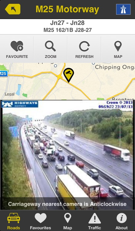 JamCam Traffic Info & Live Cameras