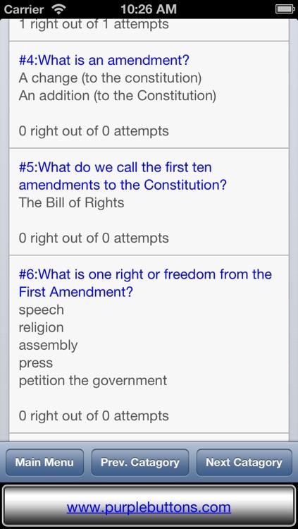 US Citizenship 2013 Classic
