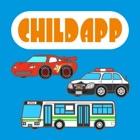 CHILD APP 2th : Vehicle - Car icon