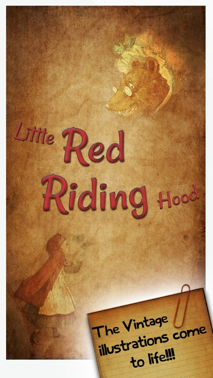 Little Red Riding Hood Free