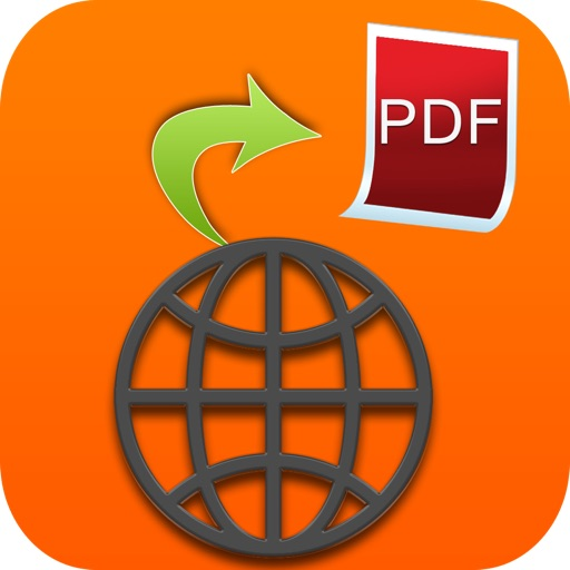 Any-to-PDF : converts any web page to pdf and clip board text to pdf