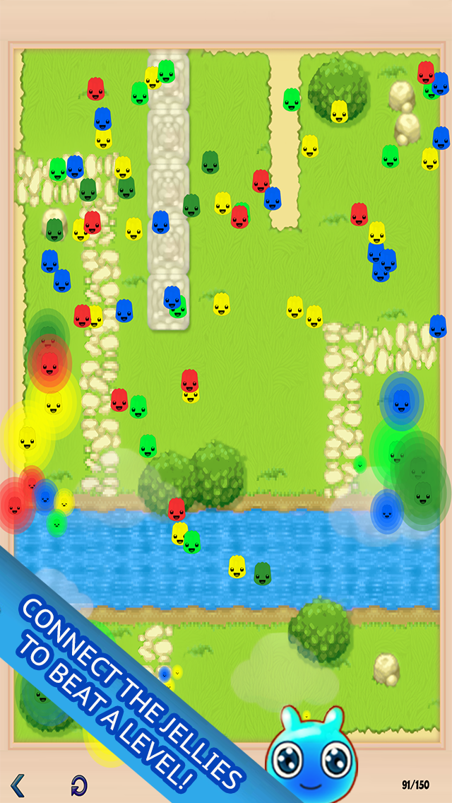 Jelly Crush Story - Connect Your Jellies with Strategic