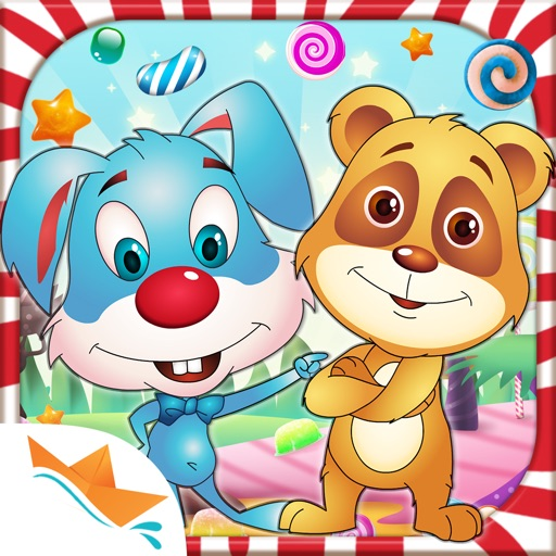 Candy Town Preschool - Kids Educational App