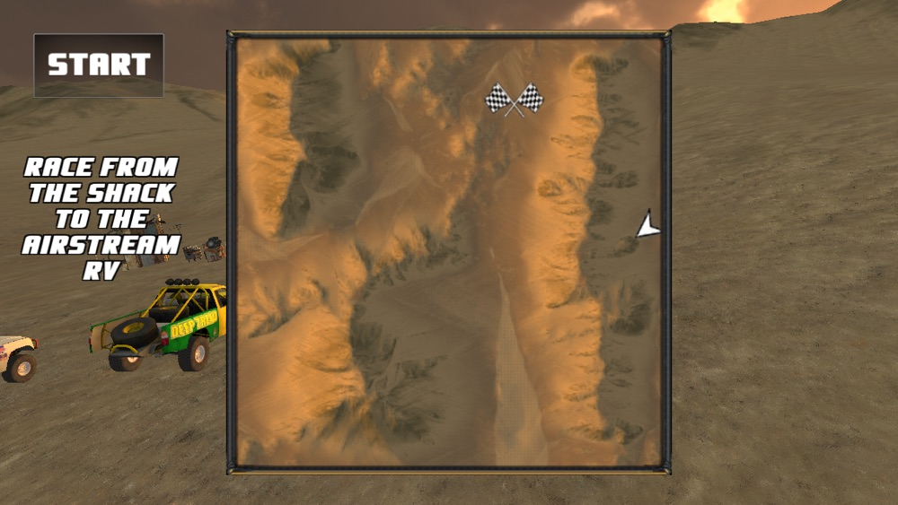 Desert Joyride Cheat Codes