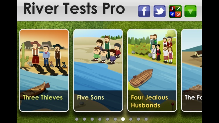 The River Tests Pro