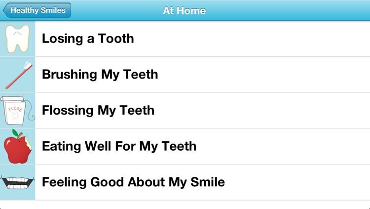 My Healthy Smile screenshot-3