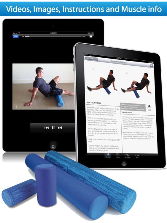 Foam Rolling for iPad