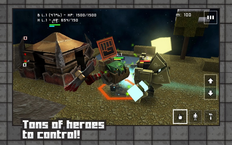 Block Fortress: War screenshot 2