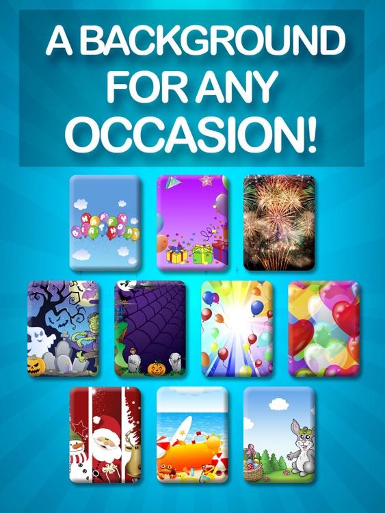 Emoji Party - Talking Emoji Free Video Maker for YouTube, Text, WhatsApp, Kik, Viber, Tango, ooVoo, iFunny, WeChat plus Tumblr screenshot-4