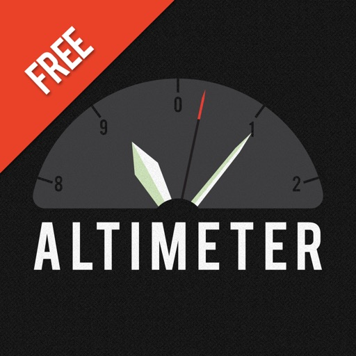Altimeter - Simple Elevation and Altitude Free