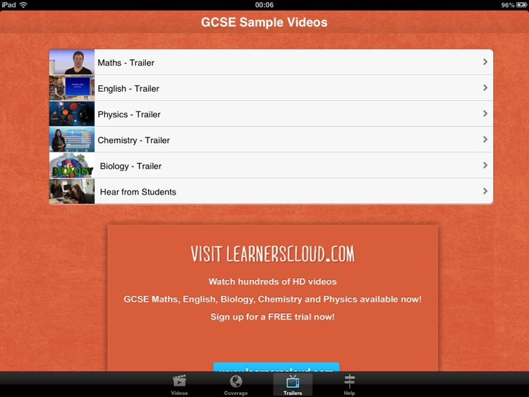 GCSE English: Revision Videos screenshot-3