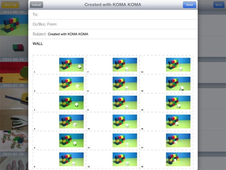 KOMA KOMA LITE for iPad screenshot-4