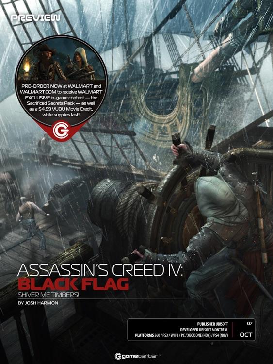 Walmart GameCenter Magazine screenshot-3