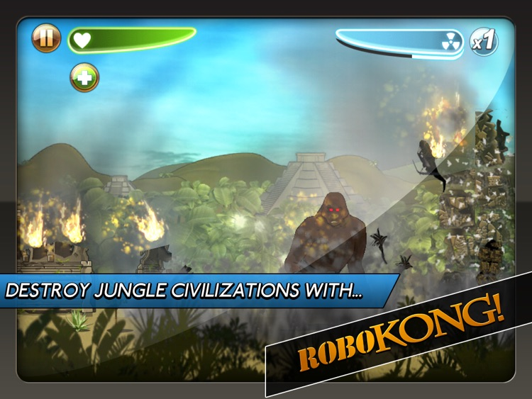 Robot Rampage HD screenshot-2
