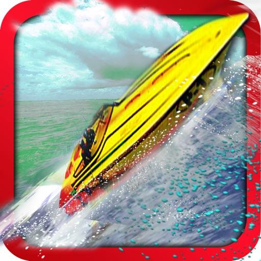 Speed Boat Racing 3D