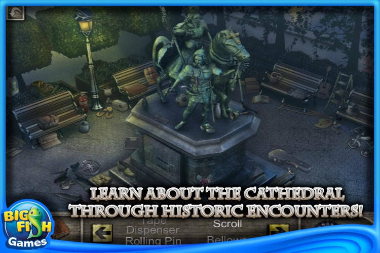 Notre Dame - Secrets of Paris: Hidden Mysteries (Full) screenshot-4