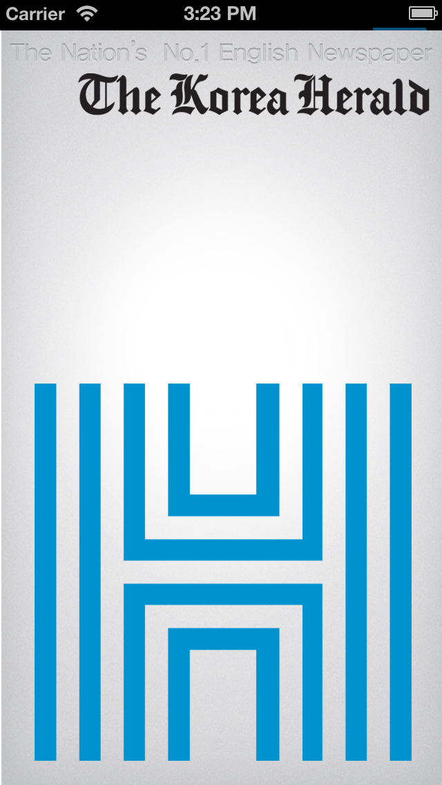 cancel Korea Herald News Android 용