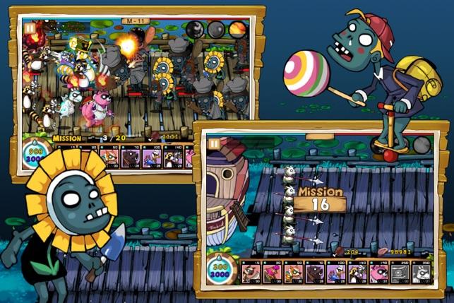 9Heroes Defence : Zombie Invasion Screenshot