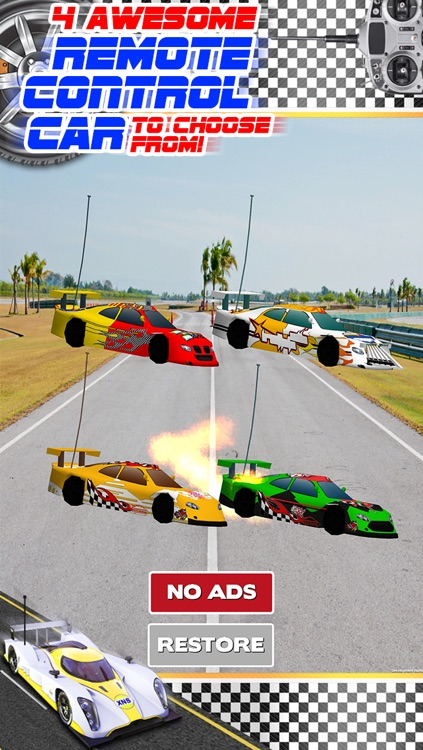 3D Remote Control Car Racing Game with Top RC Driving Boys Adventure Games FREE