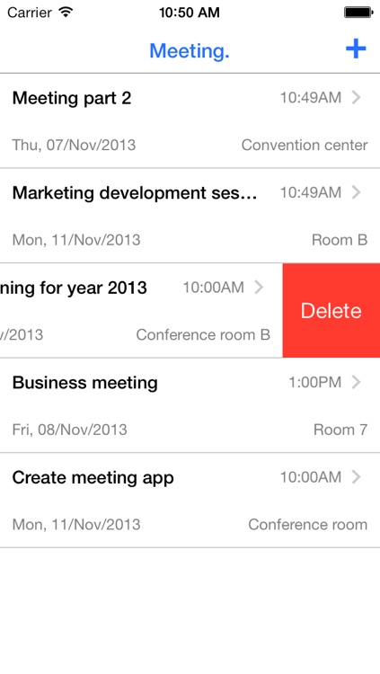 Meeting minutes maker - Create and share minutes, agendas, notes, tasks