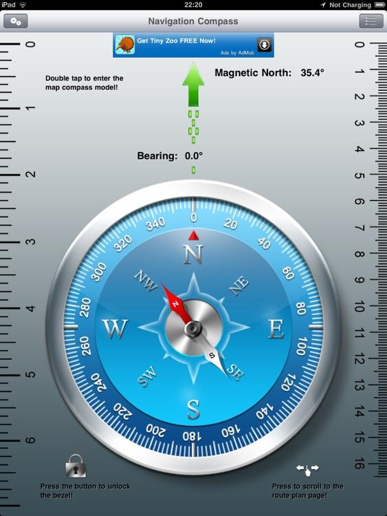 Navigation Compass Free screenshot-3