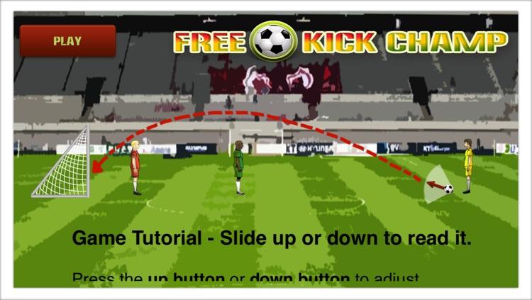 Soccer 2014 - Football Game