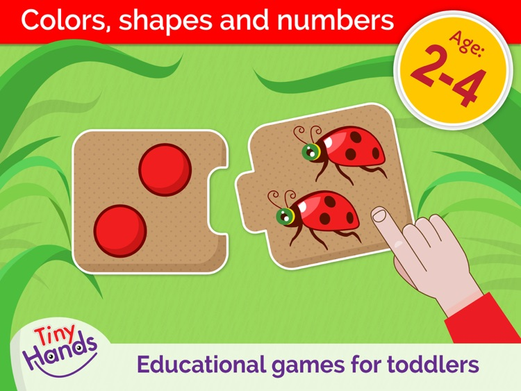 Kids games - baby & toddler preschool games free