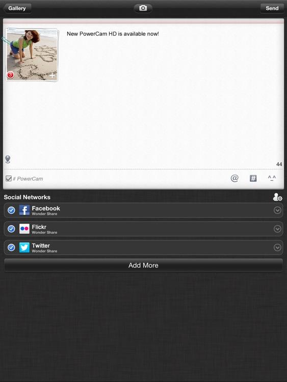 PowerCam™ HD screenshot-4